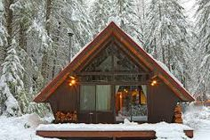 Image result for a-frame cabin