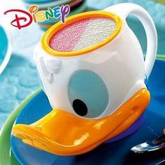 Cabeza - Helado del pato Donald
