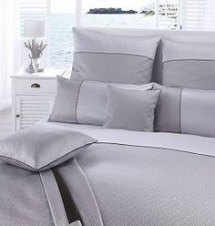 Der perfekte Ort, um Blau zu machen – diese blaue #Bettwäsche aus ...