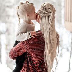 In love with Vikings hairstyles
