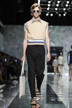 Fendi Menswear Spring Summer 2018 Collection in Milan