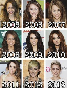 Miley Cyrus - Evolution