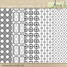 CU layered patterns vol. 2