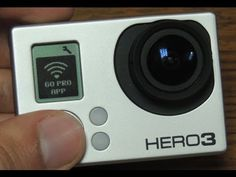 I was wondering how the Today show was using a GoPro during its segment yesterday. I didn't realize you could stream! How to Stream Gopro hero3 LIVE to Mac and Windows - YouTube