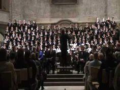 Dresdner Kreuzchor - Weihnachtsoratorium (Johann Sebastian Bach) - YouTube