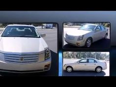 [Collection] Used 2007 Cadillac CTS for the sale of luxury cars Tallahas...