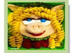 Resultado de imagem para ideias criativas com alimentos