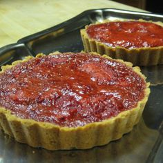 Peanut Butter and Jelly Tart (vegan) | Made Just Right by Earth Balance vegan plantbased