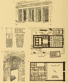 Mortuary temples (2)