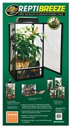 Product Code: ZM09110 Open air aluminum screen cage! Great for small species of…
