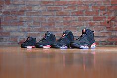 Air Jordan 6 Retro Infrared Black Friday For The Full Family