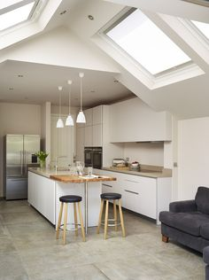 bulthaup by Kitchen Architecture Home Decor Kitchen, Kitchen Furniture, Kitchen Interior, Home Kitchens, Bulthaup B1, Bulthaup Kitchen, Kitchen Diner Extension, Open Plan Kitchen, Kitchen Upstairs