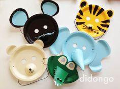 Fem màscares DIY per Carnaval. Reutilitzem material i fem manualitats infantils amb els petits