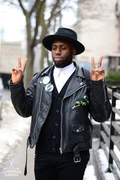 Streets of Toronto… double peace
