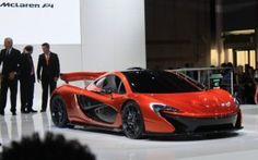 McLaren P1 Almost Sold Out