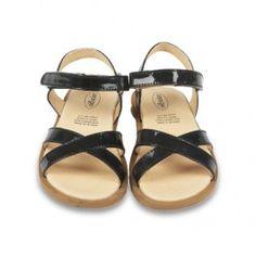 Zwarte sandalen 'Sienna' - Old Soles