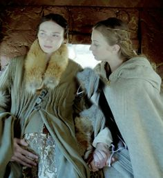 The White Queen - Anne and Isabel Neville