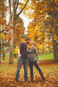 fall maternity photo shoot - Google Search