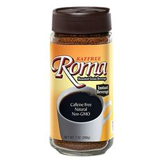 Kaffree Instant Roasted Grain Beverage  Roma  Case of 6  7 oz ** To view further for this item, visit the image link. (This is an affiliate link)