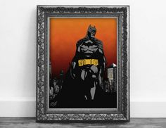 Check out this item in my Etsy shop https://www.etsy.com/ca/listing/471918736/batman-over-gotham-dc-comics-original
