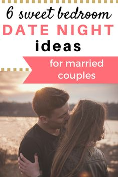 At home date night ideas are a dime a dozen, but these 6 bedroom date ideas are perfect for helping husbands and wives connect. Make your marriage stronger by dating your husband!