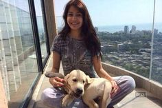 Anushka quits non-vegetarian food for her dog?