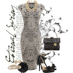 """""""Blooming Brillance"""" by dstrn8 on Polyvore"""