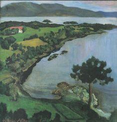 N Astrup-Svanøybukta - Nikolai Astrup - Wikipedia, the free encyclopedia