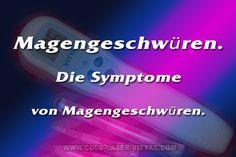 Magengeschwür und Zwölffingerdarmgeschwür. Die Symptome von Magengeschwüren und Kaltlaser Vityas http://low-level-laser-therapy-vityas.com/de/6.3-magengeschwur.html
