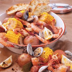 Pacific Northwest Seafood Boil