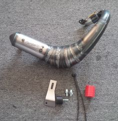 VRC Losi 5ive T Pro-Pipe, Silenced