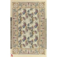 Nourison Hand-hooked Country Heritage Beige/Gold Rug