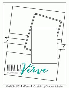 Viva la Verve March WK 4-Fabulous Birthday