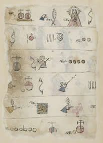 Pictographic Catechisms for Colonial Mexico Colonial, Mexico, Image, Catechism, Art