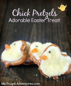 Chick Pretzels
