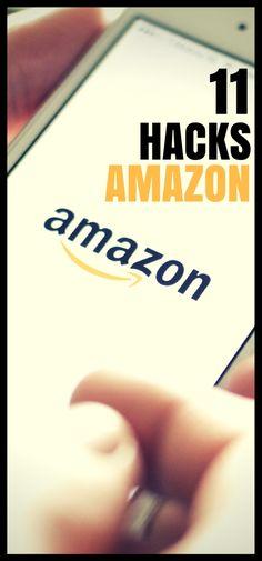 Voici 11 astuces pour économiser une tonne d'argent sur amazon. #amazon #astuces #trucs #trucsetastuces #argent #économiser