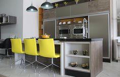 Este é um lugar da casa que requer funcionalidade e beleza!!