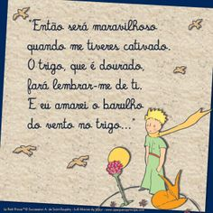 Resultado de imagem para frases o pequen. Book Quotes, Words Quotes, Sayings, Easy Canvas Painting, The Little Prince, Little Prince Quotes, Lol League Of Legends, Magic Words, Beauty Quotes
