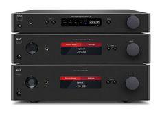 Ampli NAD C 368 Hybrid Digital DAC cho am thanh ra trung thuc Hi Fi System, Audio System, Equipment For Sale, Audio Equipment, Classic Jazz, Classic Series, Big Speakers, Speaker Amplifier, High End Audio