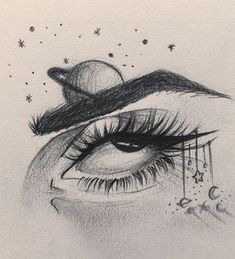 Art Drawings Sketches Simple, Pencil Art Drawings, Easy Drawings, Eye Pencil Drawing, Tumblr Sketches, Tumblr Drawings, Funny Drawings, Sketchbook Assignments, Arte Sketchbook