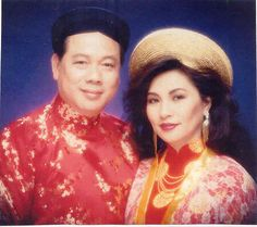 TIH Prince Regent Nguyen Phuc Buu Chanh and Princess Phan Lien of Vietnam