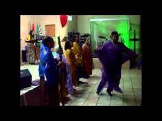 "Teatro Palavra de Deus  - ""Oh! Miriã tu dança"""