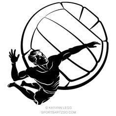 Royalty-free volleyball designs and illustrations for sports teams, sporting events and fans. Beach Volleyball, Volleyball Tattoos, Volleyball Designs, Volleyball Workouts, Women Volleyball, Spike Volleyball, Volleyball Ideas, Volleyball Wallpaper, Volleyball Backgrounds
