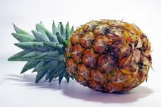 What fruit can help with Colitis?  Pineapple and Papaya.
