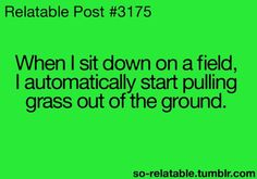 I do this at outdoor school events. And then the teachers come by and yell at me.