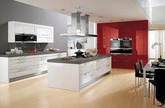 Cozinha - Vermelho