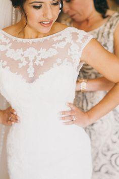 Casablanca Bridal @CasablancaBride santa-maria-country-club-white-gold-wedding-sequin-bridesmaids-5