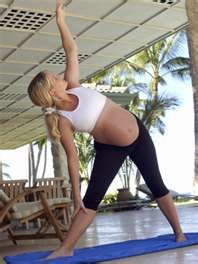 FS: Pregnancy Workouts w/Tracy Anderson.