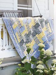 Cottage Scrambler Quilt Pattern from Annie's Craft Store. Order here: https://www.anniescatalog.com/detail.html?prod_id=128584&cat_id=1430