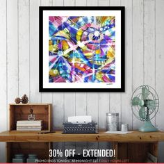 Discover «GoodPath-Detail», Numbered Edition Fine Art Print by Jean Batzell Fitzgerald - From $19 - Curioos